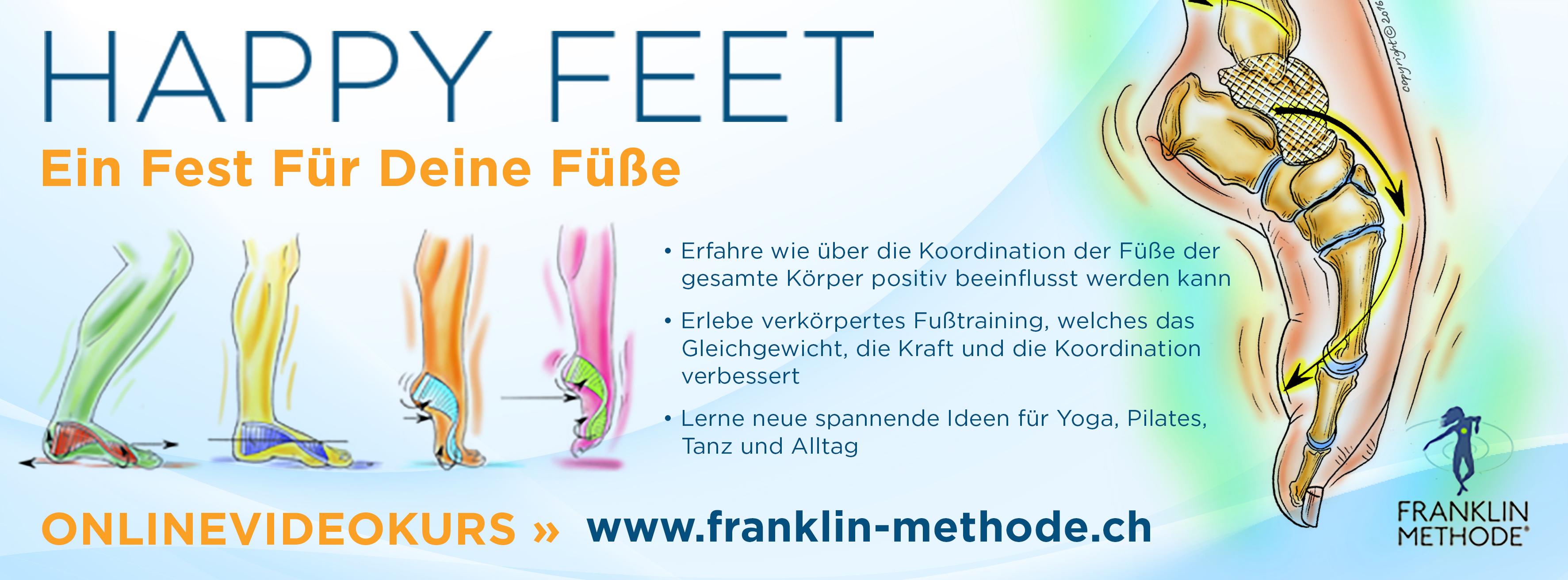 Happy Feet - Ein Fest für deine Füße