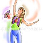 Herz und Lunge befreien